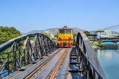 σιδηρόδρομος Ταϊλανδός Στοκ εικόνες με δικαίωμα ελεύθερης χρήσης