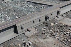 Σιδηρόδρομος της εποχής του Στάλιν Στοκ Εικόνες