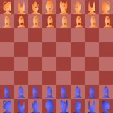 σκάκι άλλο ελεύθερη απεικόνιση δικαιώματος
