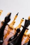 Σκάκι επάνω Στοκ Φωτογραφίες