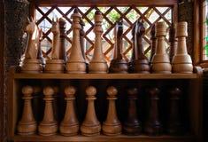 Σκάκι επί παραγγελία για την προσωπική χρήση στοκ εικόνες