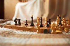 Σκάκι Κερδίστε την έννοια στοκ φωτογραφία με δικαίωμα ελεύθερης χρήσης