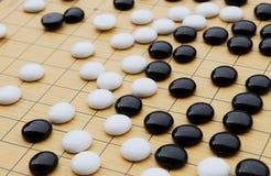 σκάκι κινέζικα Στοκ Εικόνες