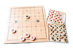 σκάκι κινέζικα Στοκ φωτογραφία με δικαίωμα ελεύθερης χρήσης