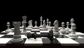 σκάκι ματ απεικόνιση αποθεμάτων