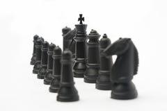 σκάκι στρατού Στοκ φωτογραφία με δικαίωμα ελεύθερης χρήσης