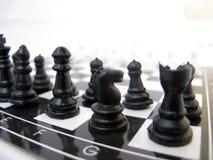 σκάκι χαρτονιών Στοκ εικόνες με δικαίωμα ελεύθερης χρήσης