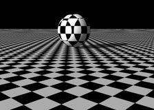 σκάκι χαρτονιών στοκ εικόνα με δικαίωμα ελεύθερης χρήσης