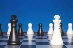 Σκάκι ως πολιτική 28 Στοκ Φωτογραφίες