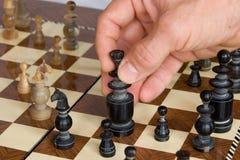 σκάκι 04 Στοκ Φωτογραφία