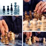 σκάκι Στοκ εικόνα με δικαίωμα ελεύθερης χρήσης