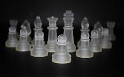 σκάκι 3 Στοκ Φωτογραφίες