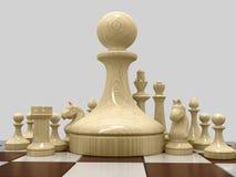 Σκάκι 5 Στοκ εικόνες με δικαίωμα ελεύθερης χρήσης