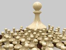 Σκάκι 6 Στοκ εικόνα με δικαίωμα ελεύθερης χρήσης