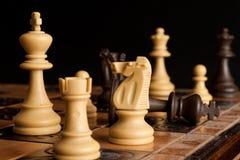 Σκάκι Στοκ Εικόνες