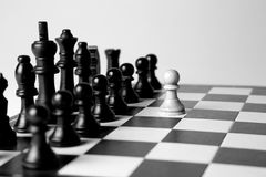 Σκάκι - 03 Στοκ εικόνες με δικαίωμα ελεύθερης χρήσης