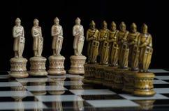 Σκάκι 6 Στοκ Φωτογραφίες