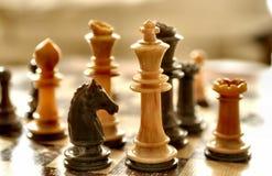 σκάκι 58 Στοκ Φωτογραφίες
