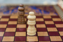 Σκάκι 9 Στοκ φωτογραφίες με δικαίωμα ελεύθερης χρήσης
