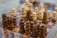 Σκάκι 6 Στοκ εικόνες με δικαίωμα ελεύθερης χρήσης