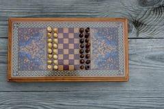 Σκάκι 17 Στοκ εικόνες με δικαίωμα ελεύθερης χρήσης