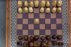 Σκάκι 12 Στοκ Εικόνα