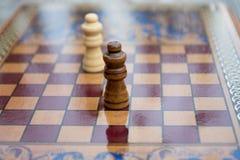 Σκάκι 8 Στοκ Φωτογραφία