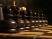 σκάκι Στοκ Εικόνα