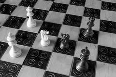 Σκάκι Στοκ εικόνες με δικαίωμα ελεύθερης χρήσης