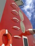 σκάλα βαρκών Στοκ Φωτογραφία