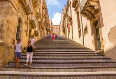 142 σκάλα βημάτων! Στοκ εικόνες με δικαίωμα ελεύθερης χρήσης