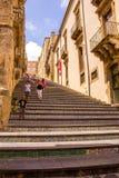 142 σκάλα βημάτων! Στοκ Φωτογραφία