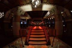 Σκάλα/διάβαση πεζών Στοκ Εικόνες