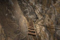 Σκάλα επάνω Στοκ Φωτογραφίες