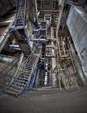 σκάλα ουρανού Στοκ εικόνα με δικαίωμα ελεύθερης χρήσης