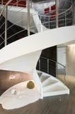 σκάλα πολυτέλειας Στοκ εικόνα με δικαίωμα ελεύθερης χρήσης