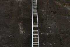 Σκάλα πουθενά Στοκ φωτογραφία με δικαίωμα ελεύθερης χρήσης