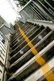 Σκάλα του flyover Στοκ Εικόνες