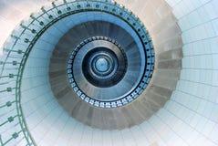 σκάλα φάρων Στοκ εικόνα με δικαίωμα ελεύθερης χρήσης