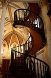 σκάλα loretto παρεκκλησιών Στοκ φωτογραφία με δικαίωμα ελεύθερης χρήσης