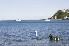 σκάφανδρο κατάδυσης 02 Στοκ εικόνες με δικαίωμα ελεύθερης χρήσης