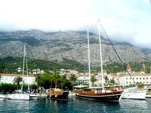 Σκάφη βουνών Στοκ Εικόνες