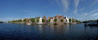 Σκάφη μουσείων του Λούμπεκ Στοκ Φωτογραφίες