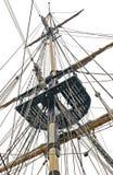 σκάφη ξαρτιών Στοκ εικόνα με δικαίωμα ελεύθερης χρήσης
