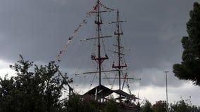Σκάφη πειρατών, βάρκες, Sailboats, Watercraft φιλμ μικρού μήκους