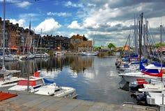 Σκάφη στο λιμάνι Στοκ Φωτογραφίες