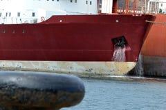 Σκάφη στο ναυπηγείο Στοκ Φωτογραφία