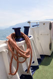 σκάφη χαρτονιών Στοκ Εικόνα