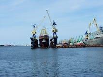 σκάφη Στοκ Φωτογραφίες