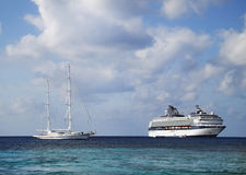 σκάφη Στοκ φωτογραφία με δικαίωμα ελεύθερης χρήσης